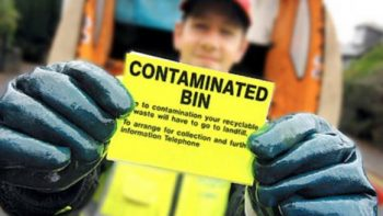 Permalink to: Contaminated Wheelie Bin Collection Service